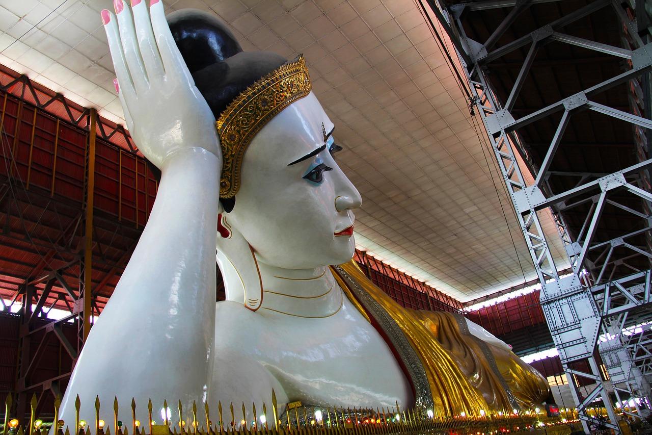 pagoda di Yangon